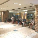 【吉祥寺駅】アトレ本館2F(JR西口改札付近)の休憩場所