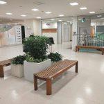 【熊谷駅】ティアラ21 1F・3F エスカレーター付近