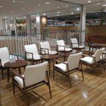 【熊谷駅】ティアラ21 2Fの休憩場所