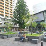 【武蔵小金井駅】フェスティバルコートの休憩場所