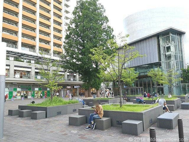 武蔵小金井駅フェスティバルコート