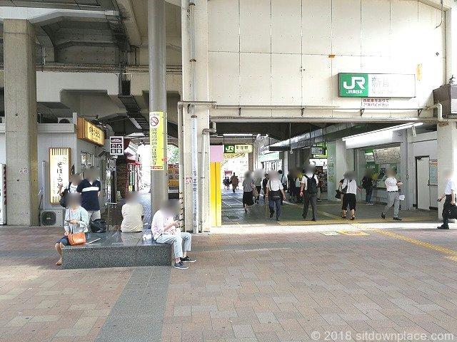 新座駅南口