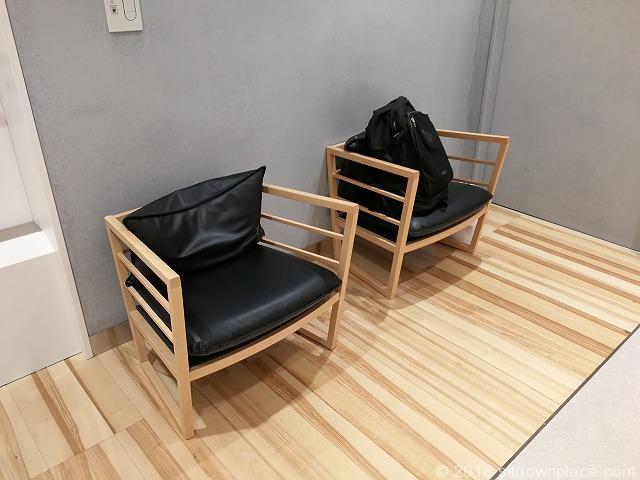 御徒町パルコヤの座れる休憩場所