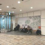 【渋谷駅】マークシティ4F ショッピングフロアの休憩場所