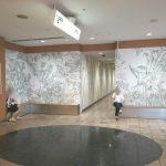 【渋谷駅】マークシティ3F・4F エスカレーター&化粧室付近の休憩場所