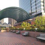 【恵比寿駅】恵比寿ガーデンプレイス 時計台広場付近の休憩場所