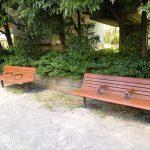 【浜松町駅】浜崎公園の休憩場所
