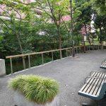 【三鷹駅】玉川上水緑道の休憩場所