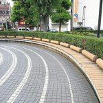 【大宮駅】鐘塚公園の休憩場所