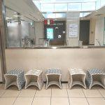【大宮駅】ルミネ2 3F スターバックス付近の休憩場所