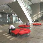 【大宮駅】シーノ大宮 ノースウィング 1F・2Fの休憩場所