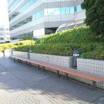 【田端駅】田端文士村記念館付近の休憩場所