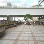 【田端駅】田端ふれあい橋