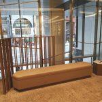 【銀座駅】GINZA SIX(銀座シックス)2F 中央通り窓側の休憩場所