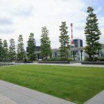 【銀座駅】GINZA SIX(銀座シックス)屋上庭園