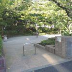 【浜松町駅】新浜公園の休憩場所