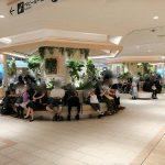 【池袋駅】サンシャイン噴水広場1F,2F,3F