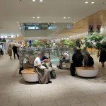 【池袋駅】サンシャイン60 1F,2Fの休憩場所