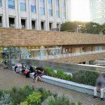 【池袋駅】サンシャインスペイン階段の休憩場所