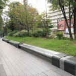 【大崎駅】ThinkPark Arena(シンクパークアリーナ)付近の休憩場所