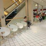 【横須賀中央駅】モアーズシティ5F エスカレーター横
