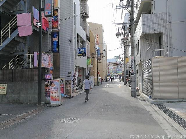 COCO STAY西川口への行き方