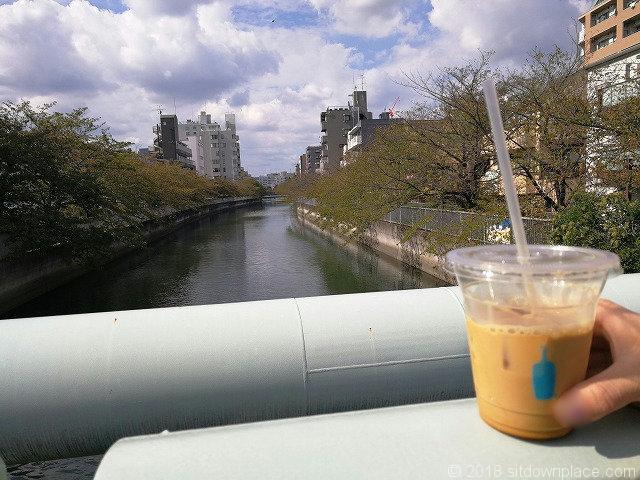 木更木橋からの景観