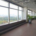 新宿高島屋12Fテラスの休憩所