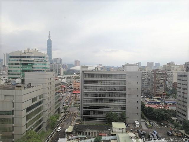 E203MAで台湾ノマドした時の景観