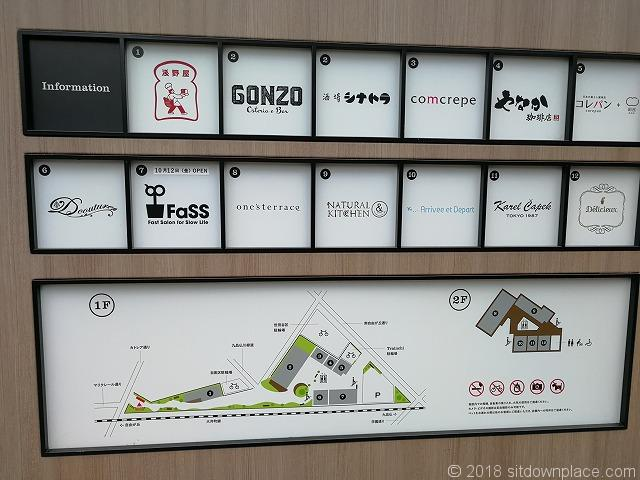Trainchi(トレインチ)の店舗一覧