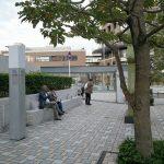 【中目黒駅】山手通り沿い 中目黒GT周辺の休憩場所