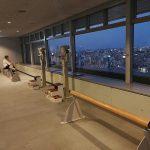 【王子駅】北とぴあ 17F 展望ロビーの休憩場所
