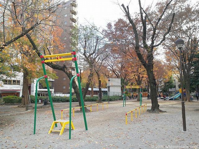 西池袋公園のターザン