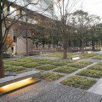 【品川駅】汐の公園 品川セントラルガーデンの休憩場所