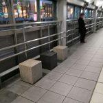 【品川駅】東西自由通路の休憩場所