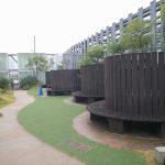 【横浜駅】ベイクォーター ベイガーデンの休憩場所