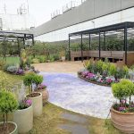 【横浜駅】ルミネ横浜 屋上庭園 トソラの休憩場所