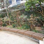【赤坂駅】赤坂溜池タワー周辺の休憩場所