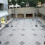 【赤坂駅】国際新赤坂ビル 東館 リフレッシュ広場 スタバ付近の休憩場所