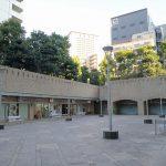 【赤坂駅】国際新赤坂ビル 西館 リフレッシュ広場の休憩場所
