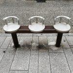 【石川町駅】アイキャナルストリートの休憩場所