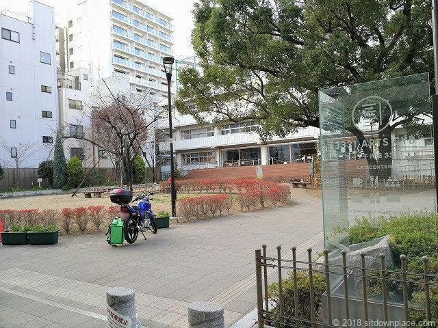 練成公園アーツ千代田3331入口