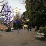 【上野駅】西郷隆盛像周辺の休憩場所