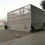 【上野駅】さくらテラス屋上の休憩場所