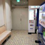 【千葉駅】C-one Bブロック エヴァンジル前の休憩場所
