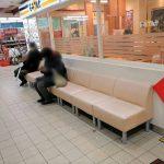 【千葉駅】C-one Cブロック てんや横の休憩場所
