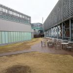 【吉祥寺駅】キラリナ屋上テラスの休憩場所