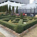【新宿駅】マルイ本館 英国庭園 Q-COURTの休憩場所