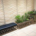 【新宿駅】マルイ本館 化粧室前通路の休憩場所