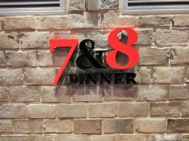 ルミネエスト7F8Fのレストランフロア